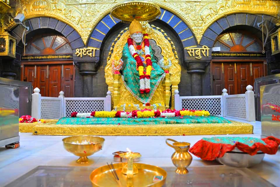 Sai baba Photo 17
