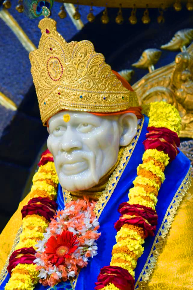 Free New Best Sai baba Wallpaper Pics Download