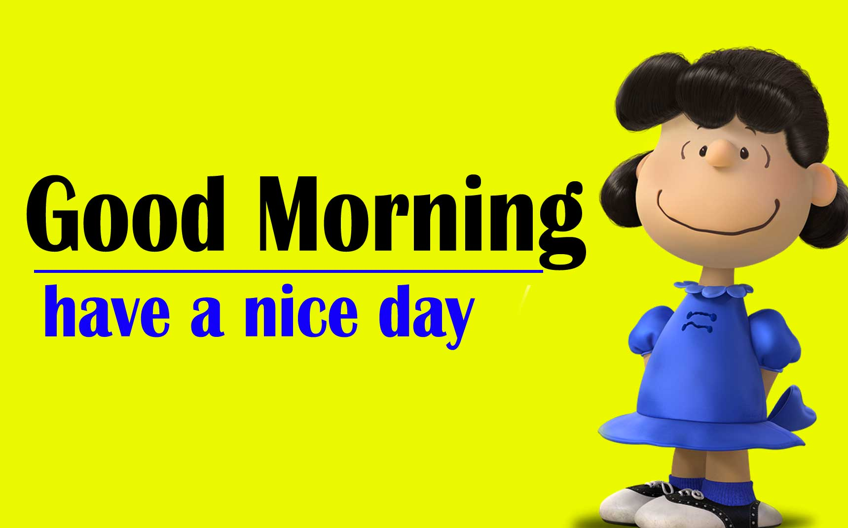 Snoopy good Morning 11
