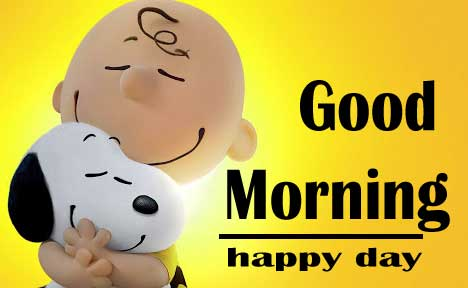 Snoopy good Morning 14