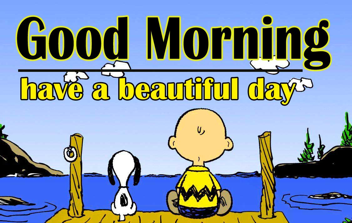 Snoopy good Morning 17