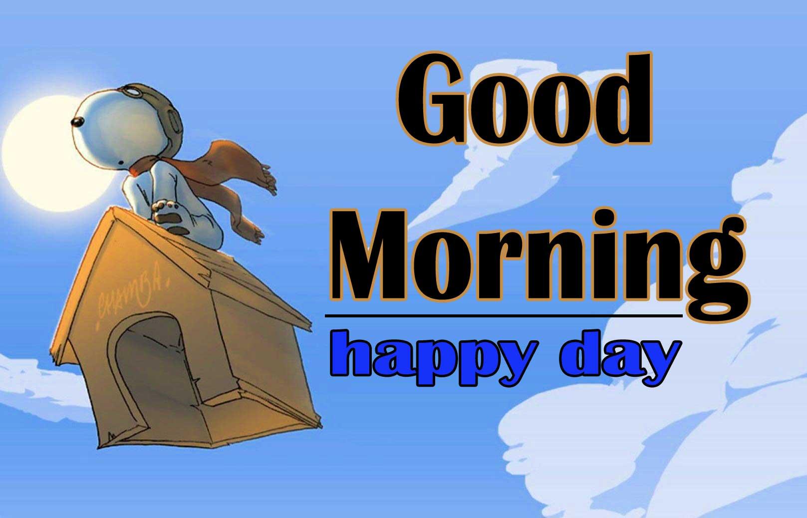 Snoopy good Morning 19