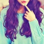 Stylish Girls Whatsapp DP Images 31