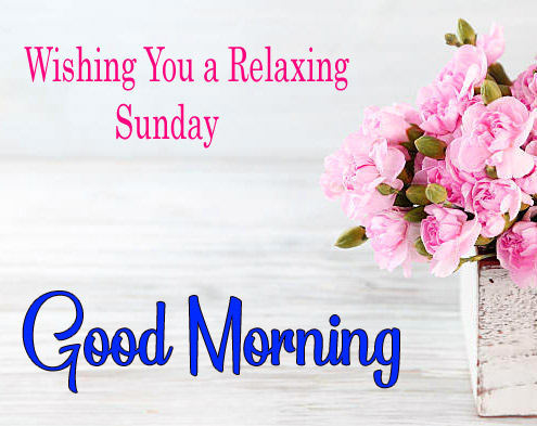 Sunday Good Morning Wallpaper Free Download