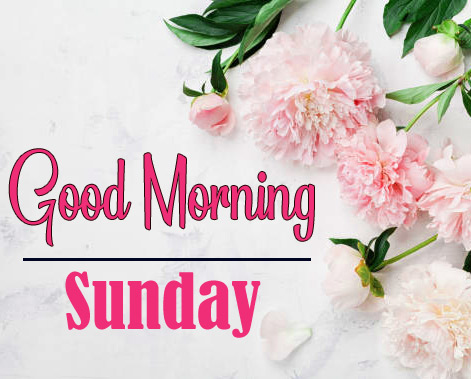 Sunday Good Morning Images Download