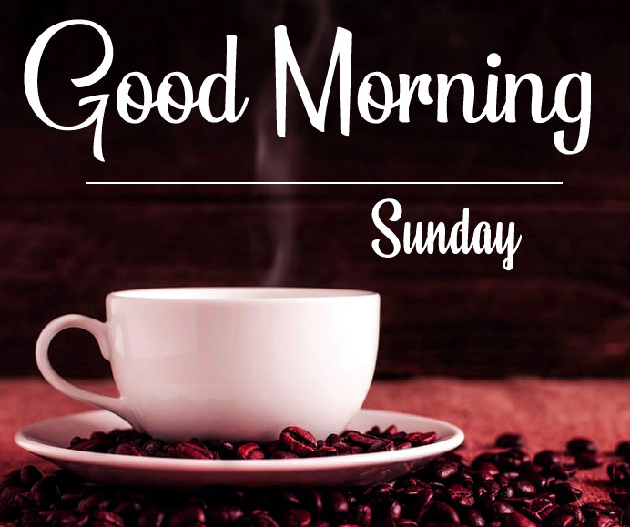 Sunday Good Morning Photo Free Download