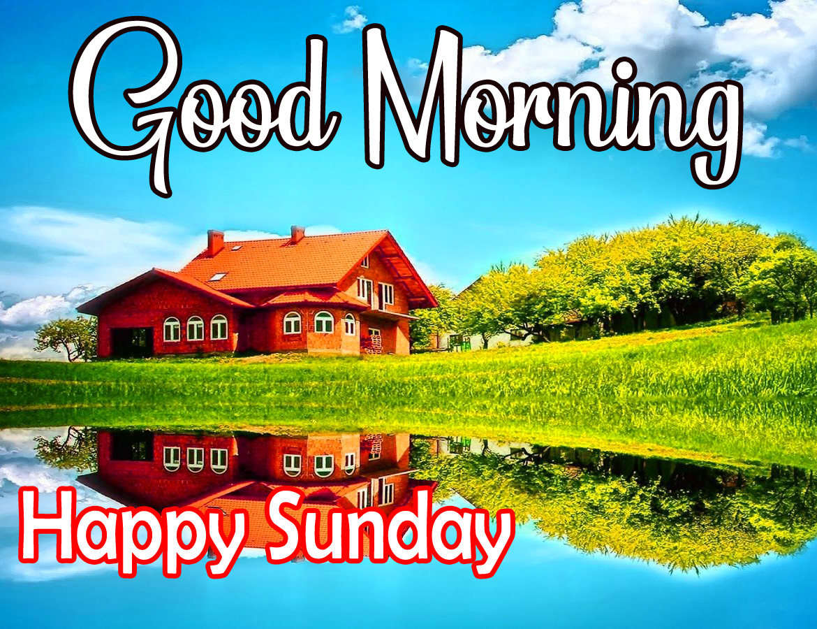 Sunday Good Morning Wallpaper
