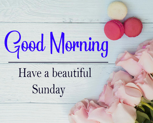 Sunday Good Morning Pics HD Download