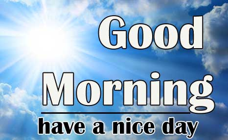 Best Quality Sunshine Good Morning Wishes Images Pics Download