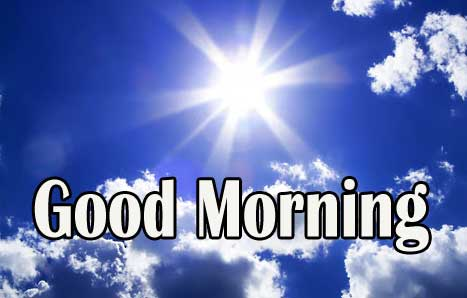 Sunshine Good Morning Wishes Images Wallpaper New Download