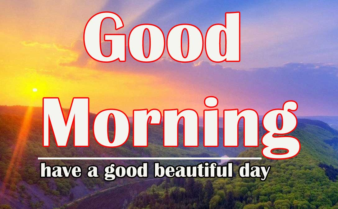 Free Sunshine Good Morning Wishes Images Wallpaper Download
