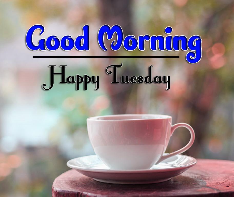 Tuesday Good Morning Wallpaper Free