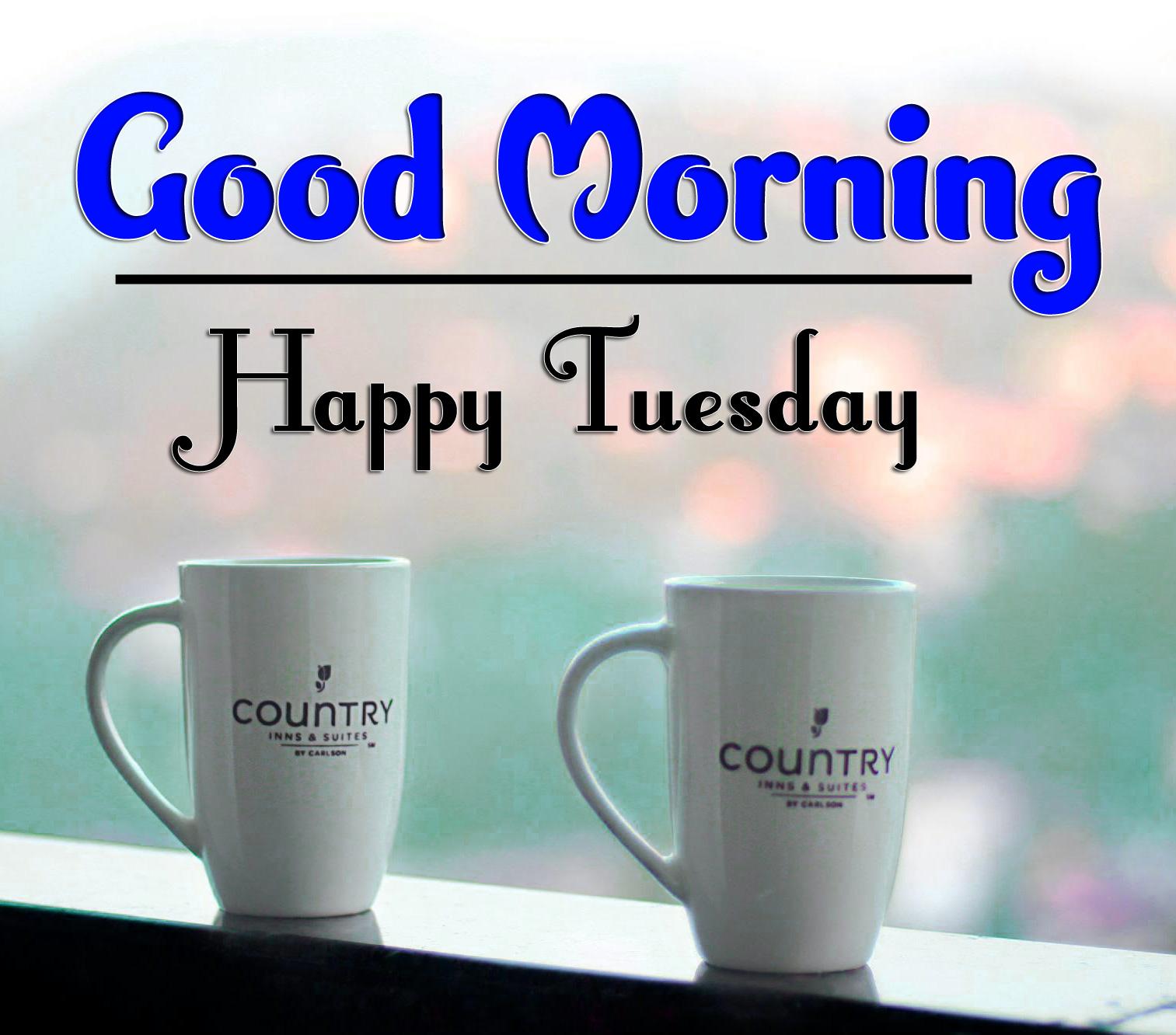 Tuesday Good Morning Wallpaper