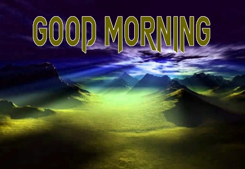 Beautiful Good Morning 7