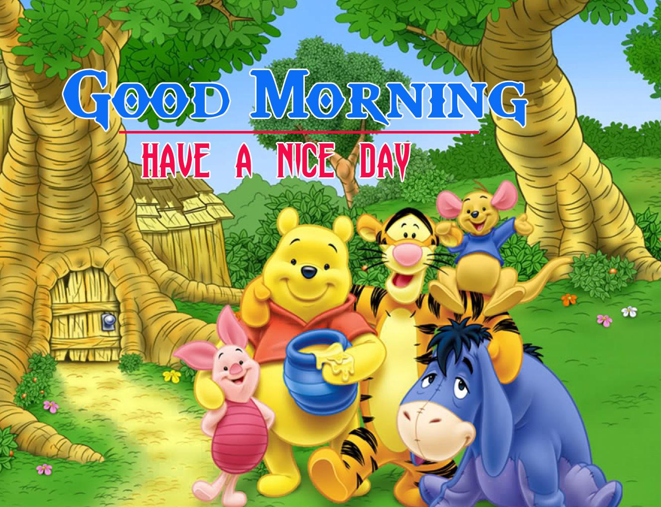 Cartoon Good Morning Images 1