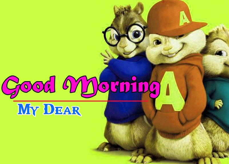 Cartoon Good Morning Images Wallpaper Free Download