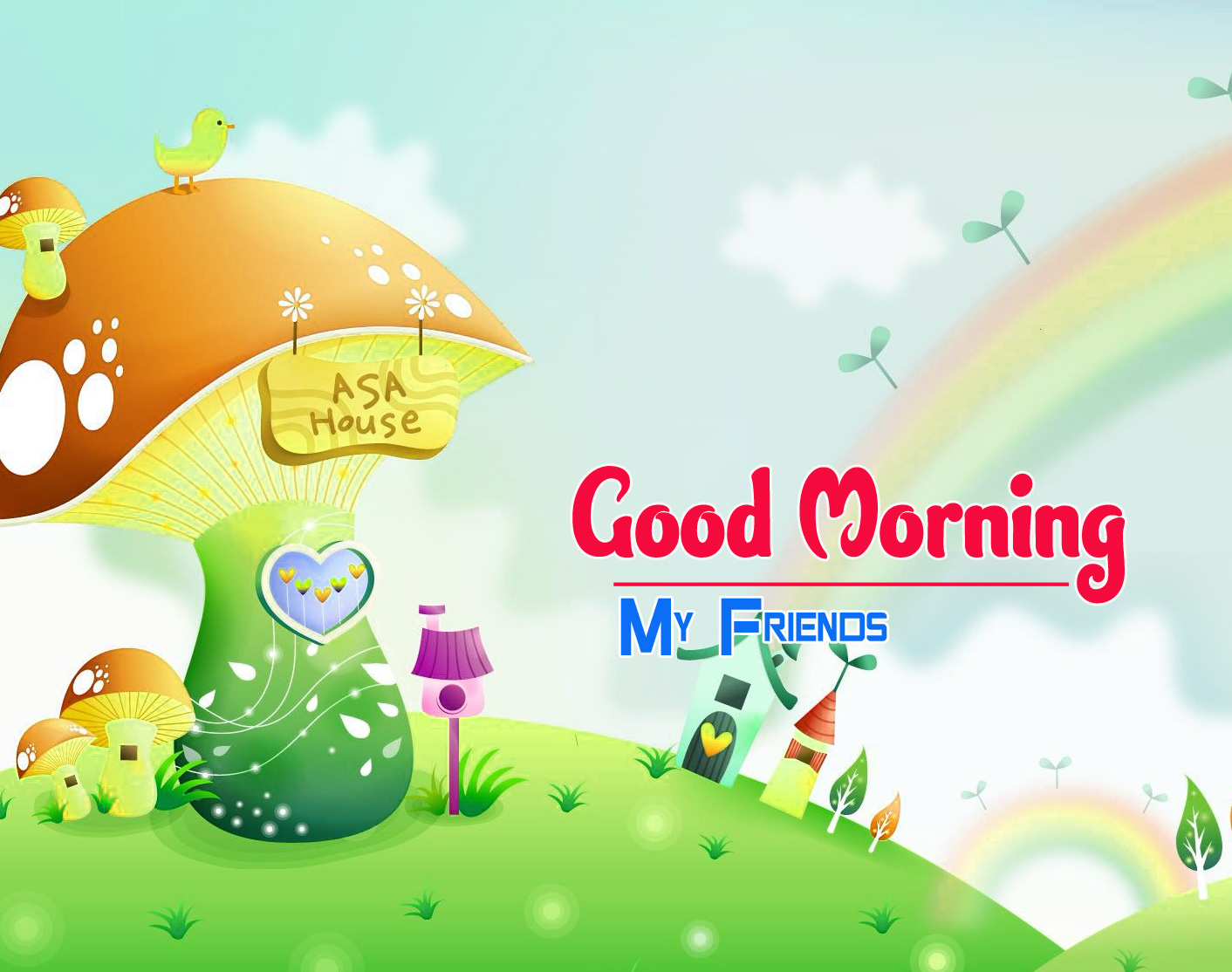 Cartoon Good Morning Images Pics Free Download Free