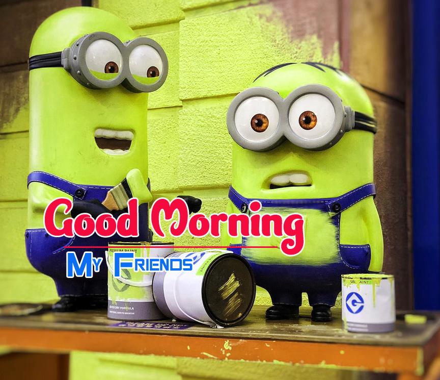 Cartoon Good Morning Images Pics Download Free