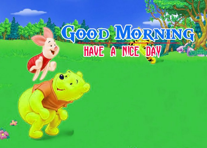 Free Best Cartoon Good Morning Images Pics Download