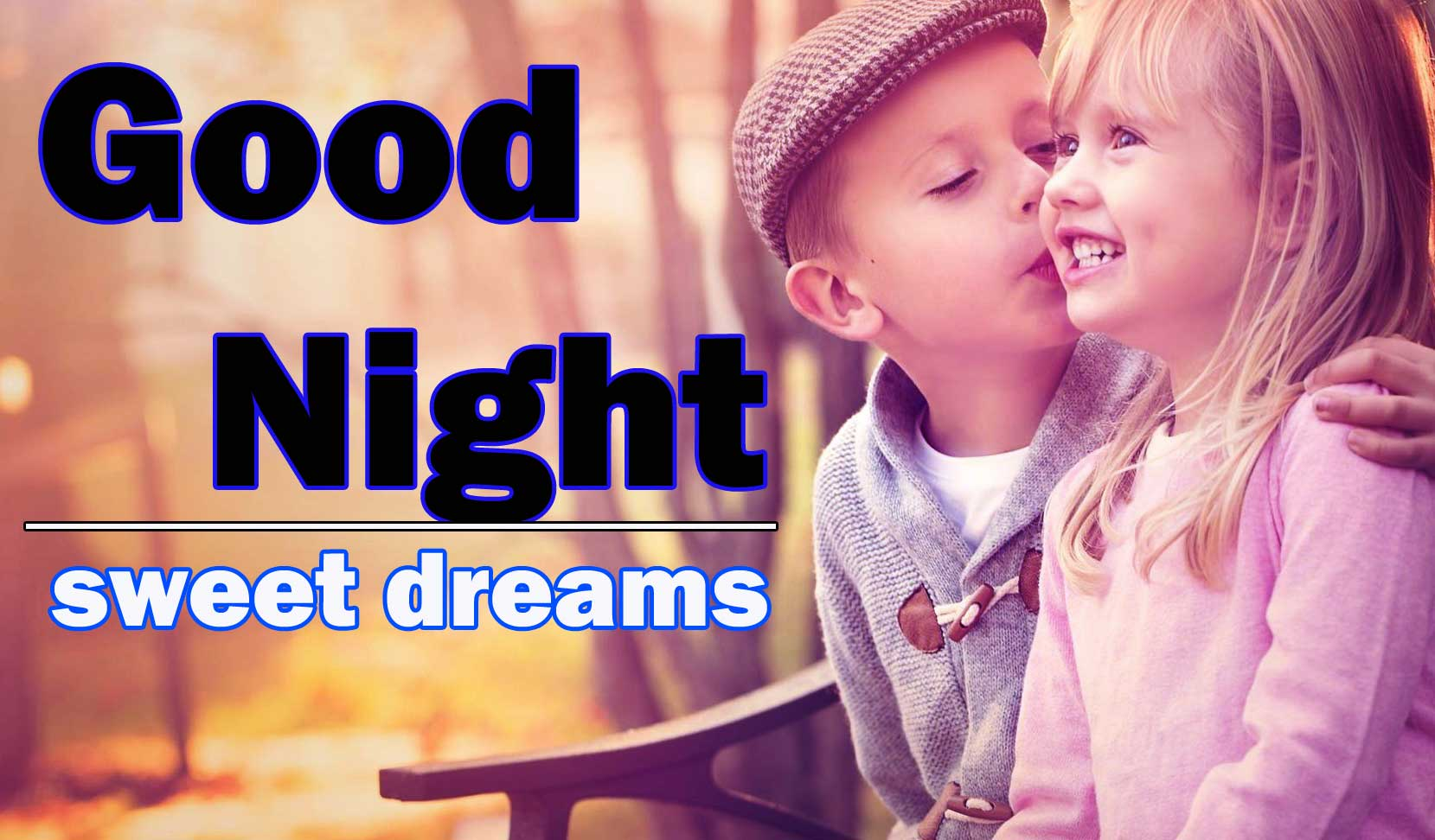 Cute Good Night Wallpaper Download 1