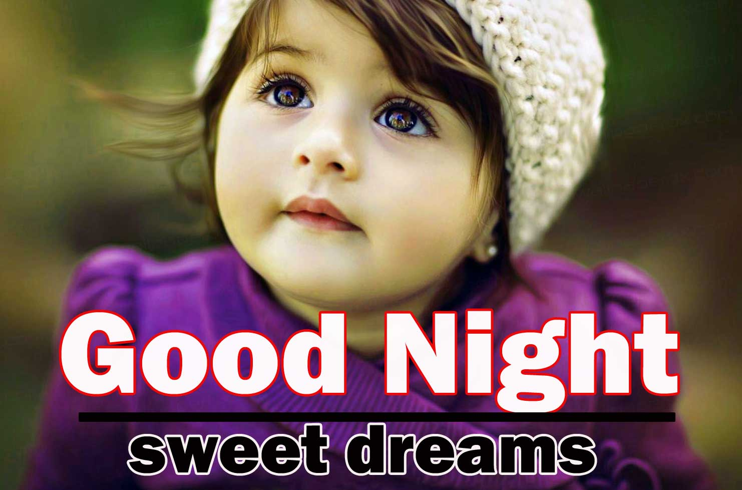 Cute Good Night Wallpaper Download 10