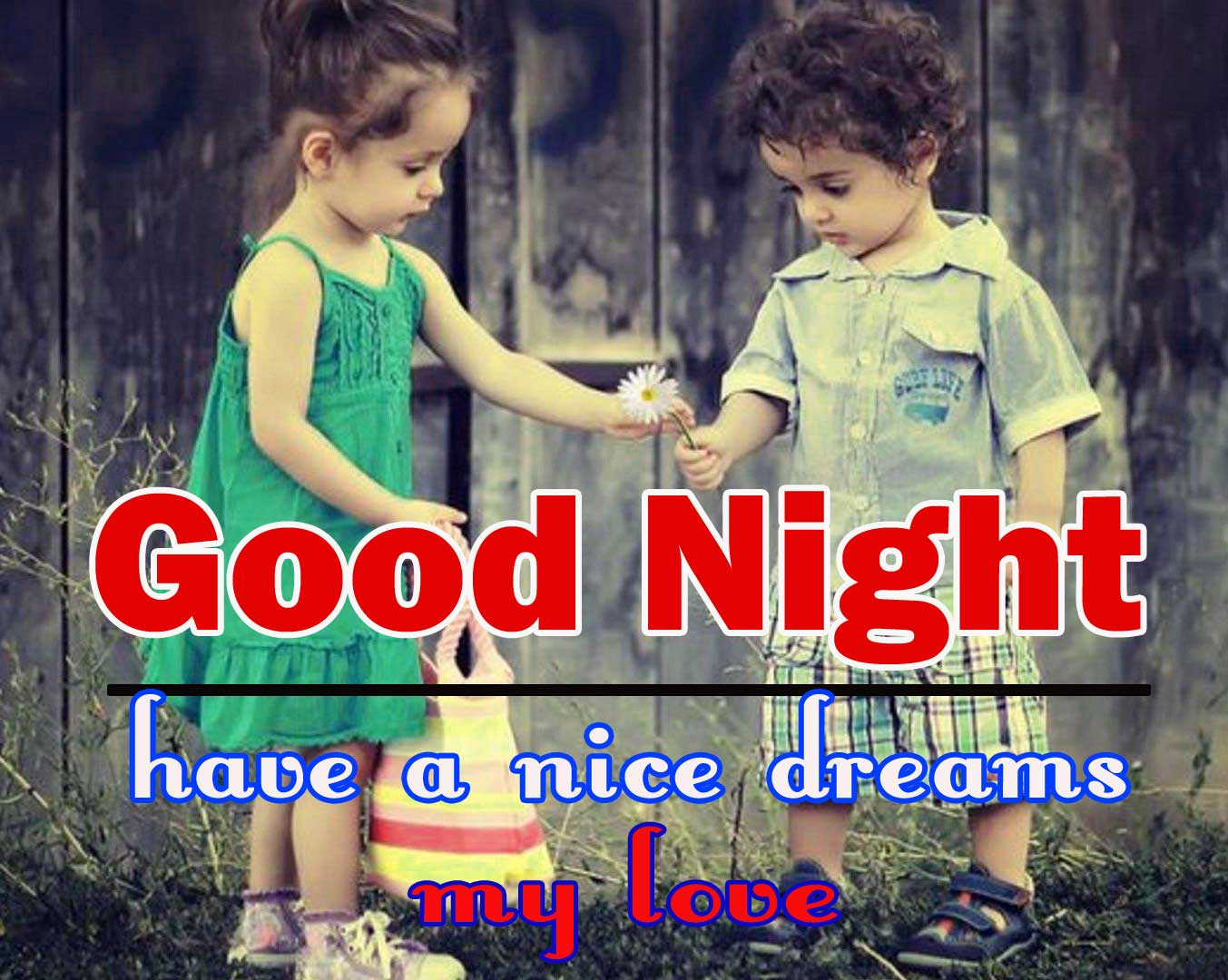 Cute Good Night Wallpaper Download 19