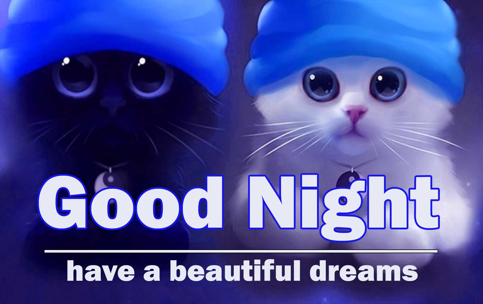 Cute Good Night Wallpaper Download 7