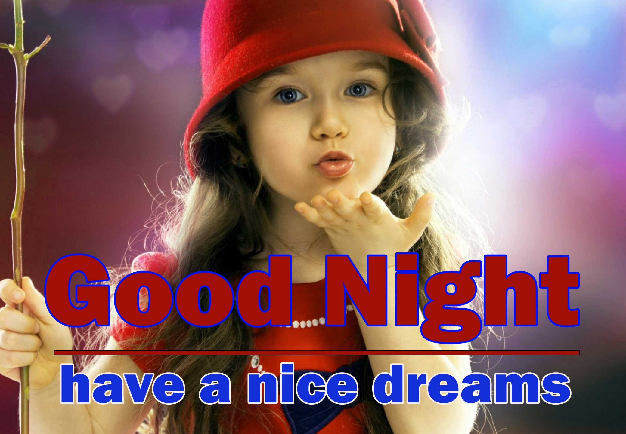 Cute Good Night Wallpaper Download 8