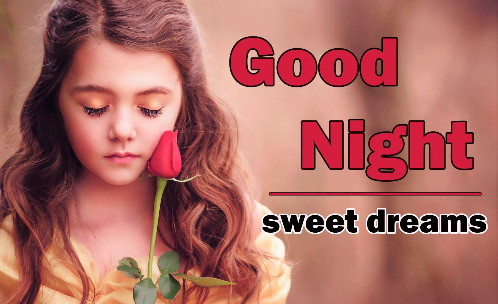 Cute Good Night Wallpaper Download 9