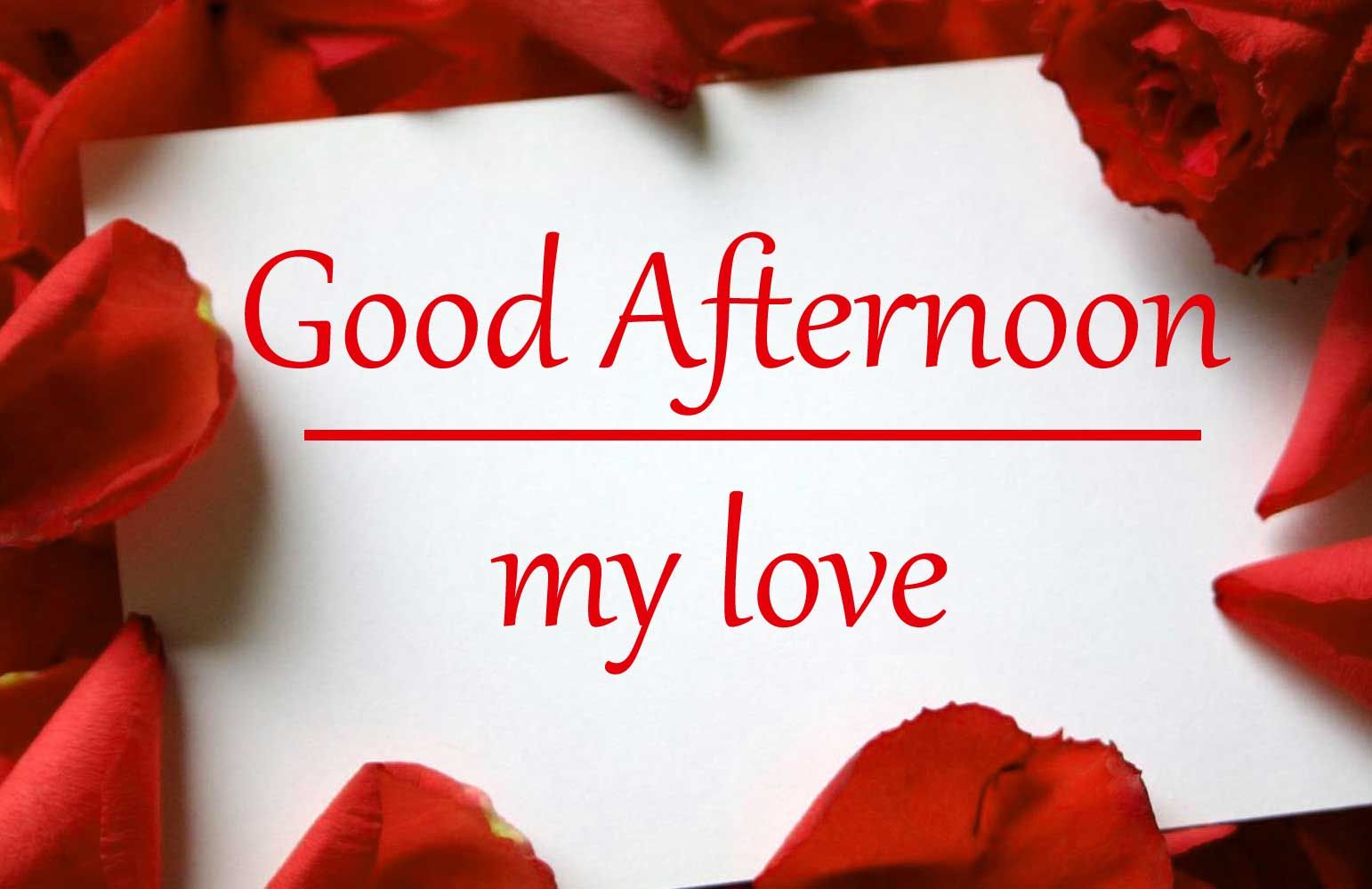 Good Afternoon 5
