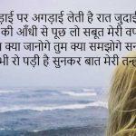 Hindi Judai Shayari Images 21