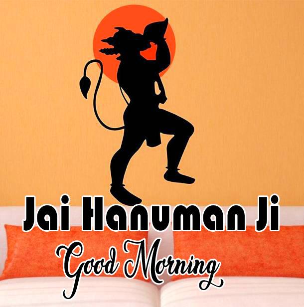 Lord Hanuman Ji good morning 10