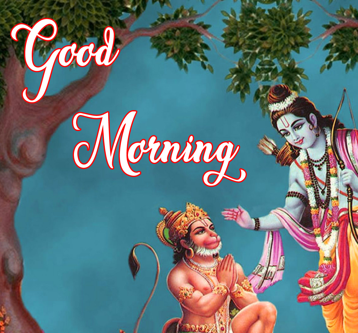 Lord Hanuman Ji good morning 11