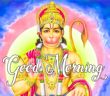 Lord Hanuman Ji good morning 14