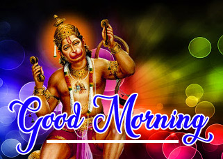 Lord Hanuman Ji good morning 17
