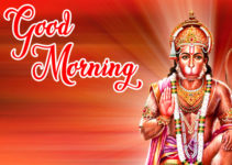 Lord Hanuman Ji good morning 19