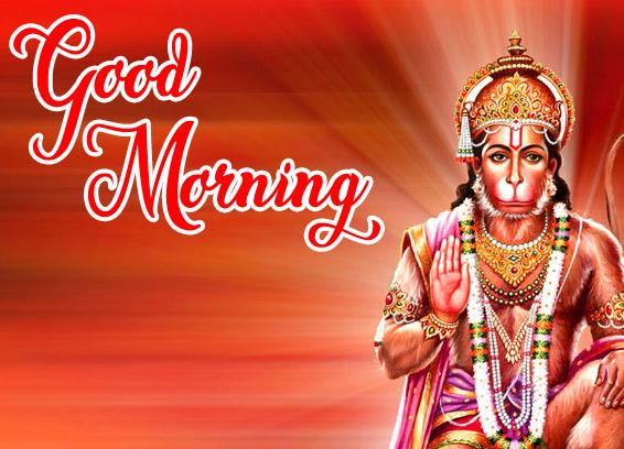 1080p Lord Hanuman Ji good morning Images Download