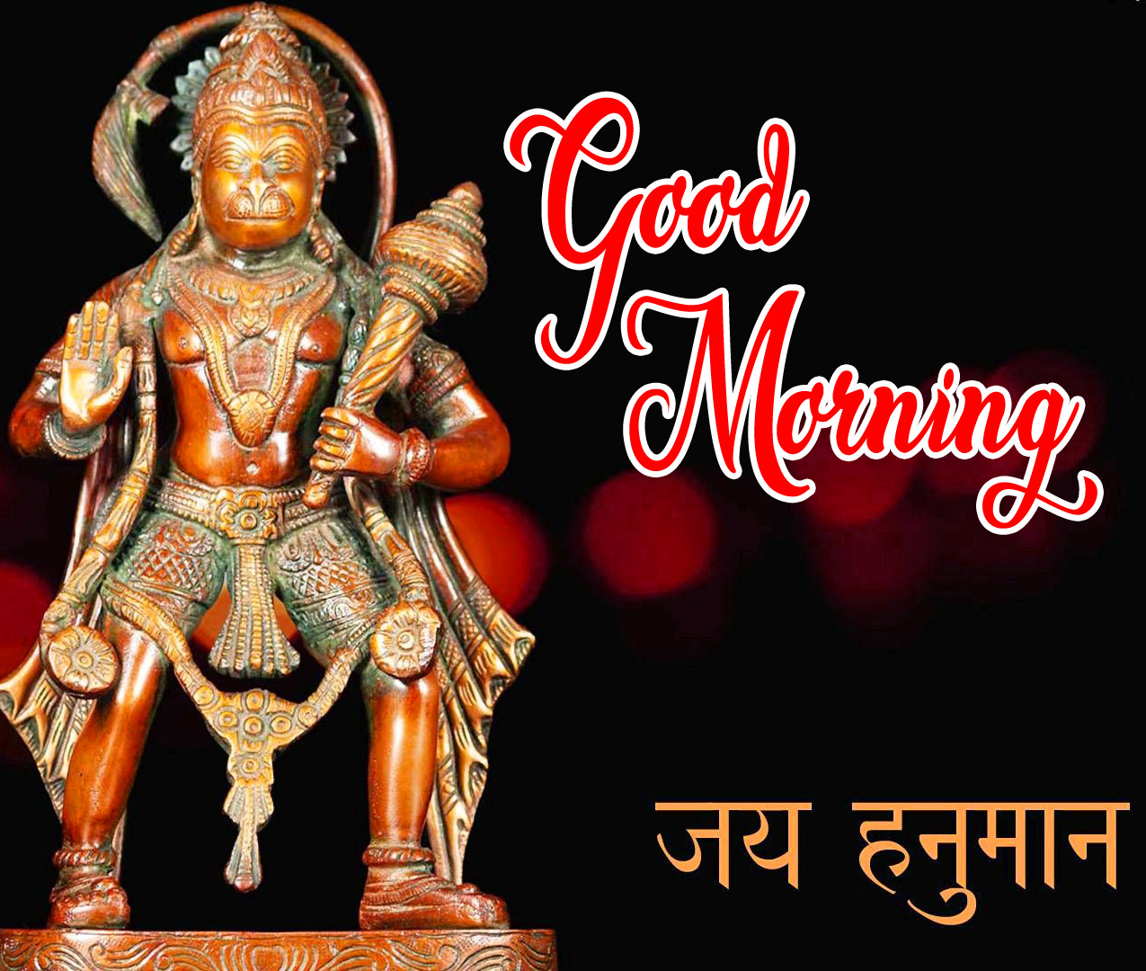 Lord Hanuman Ji good morning 3