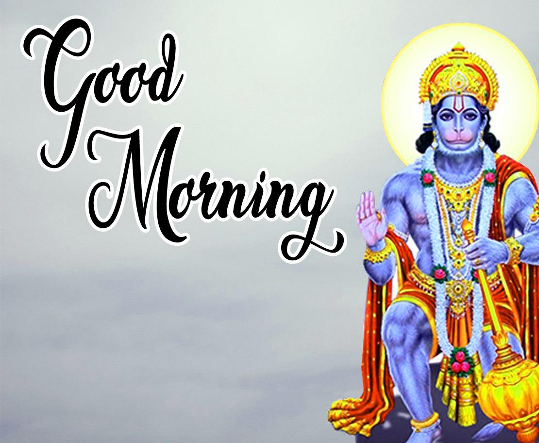 Free Lord Hanuman Ji good morning Wallpaper Download