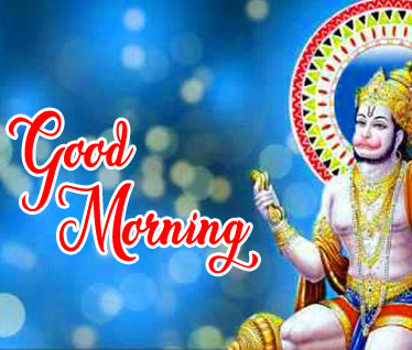 Lord Hanuman Ji good morning 7