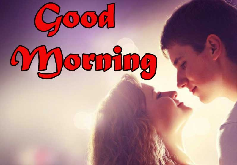 Romantic Love Couple Good Morning 10