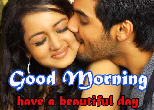 Romantic Love Couple Good Morning 12