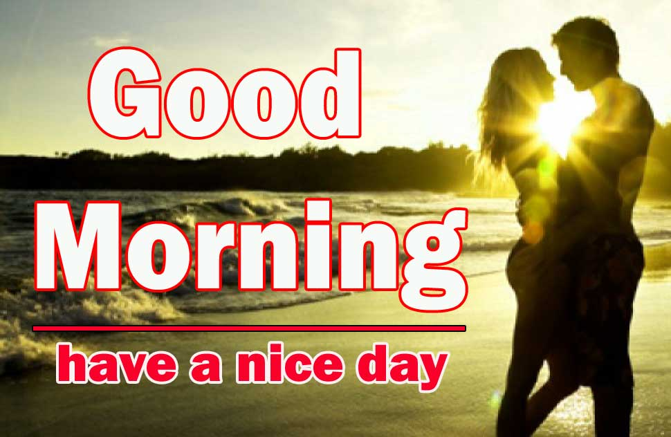 Romantic Love Couple Good Morning 13