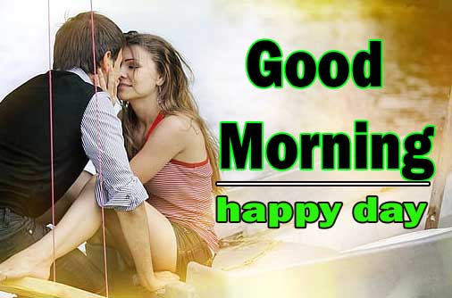 Romantic Love Couple Good Morning 14