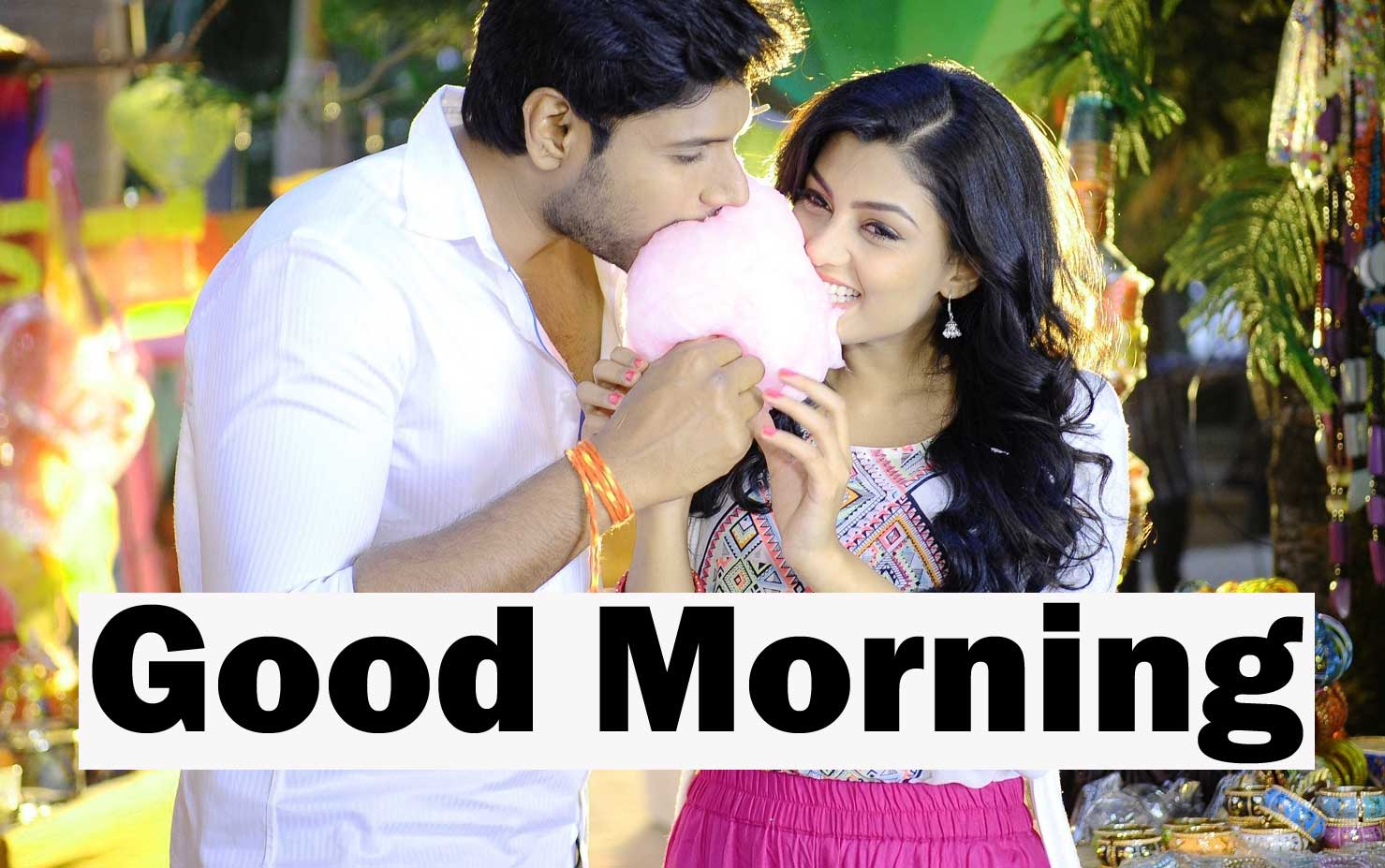 Romantic Love Couple Good Morning 15