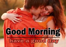 Romantic Love Couple Good Morning 20