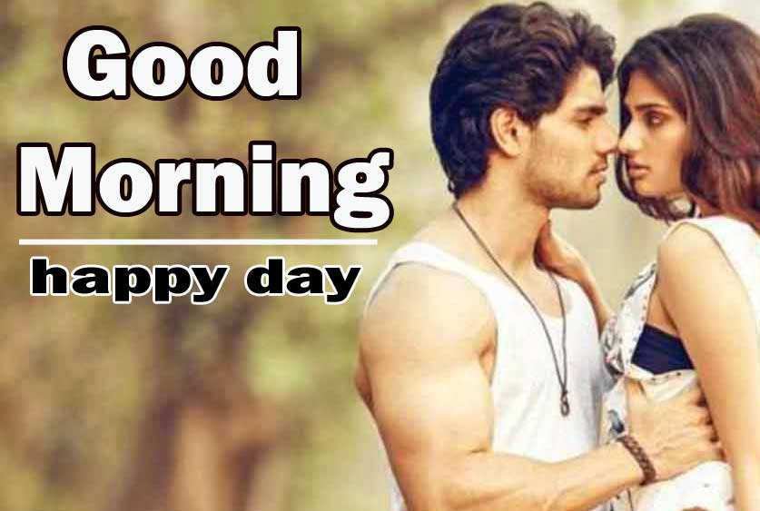 Romantic Love Couple Good Morning 5