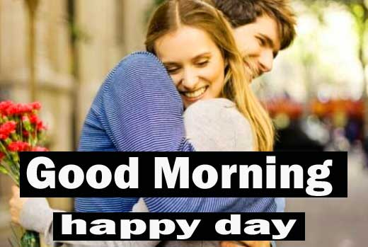 Romantic Love Couple Good Morning 6