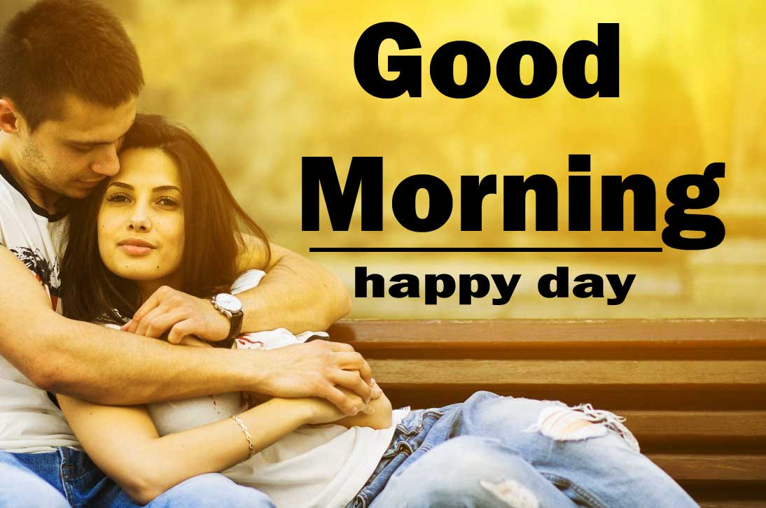 Romantic Love Couple Good Morning 8