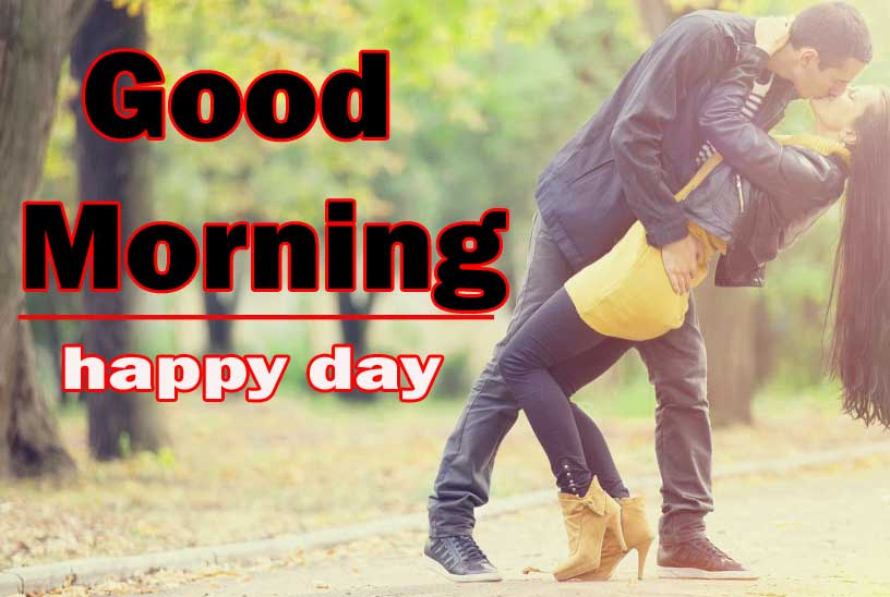 Romantic Love Couple Good Morning 9
